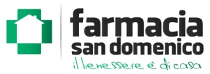 FARMACIA SAN DOMENICO LOGO+SLOGAN